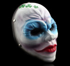Payday 2 Chains Dallas Hoxton Hockey Mask Fancy Dress Prop Halloween Resin Mask