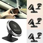 Mobile Phone GPS Holder Baseus Magnetic Car Dash Mount Stand for iPhone 7/6 Plus