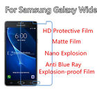 3pcs For Samsunng Galaxy Wide HD Clear/Matte/Nano Explosion/Anti Blue Ray Film
