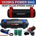 Sandbag Weight Power Training Filled Fitness Bag Crossfit Exercise Run Workout