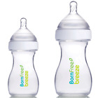 Born Free  Breeze Baby Bottle | 5oz or 9oz | Newborn Feeding Bottle