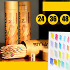 24/36/48 Colors Painting Drawing Pencil Set Non-toxic Oil Base Artist Sketch Art