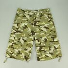 Dickies Master M Camo Cargo Shorts Desert Camo Brand new in size 32,34,36.