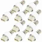 10X MENGS SES E14 Small Edison Screw to G9 bi-pin Light Bulb Socket Converter