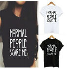 Women  Girls Letter Print T-Shirts Short Sleeves T Shirt Summer Casual 2017 HF