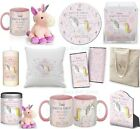 PERSONALISED Pretty UNICORN Gifts Presents for Her BIRTHDAY Christmas Ideas