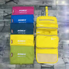 3 IN 1 Men Ladies Hanging Travel Makeup Case Toiletry Pouch Cosmetic Wash Bag