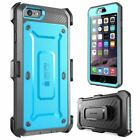 Fully Body Rugged Protective Case for iPhone 6 Plus Built-in Screen Protector