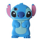 For Iphone 5 6 7 Plus Samsung HTC LG Huawei 3D Stitch Phone Case Silicone Cover