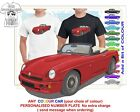 CLASSIC 93-95 MG RV8 SPORTS ILLUSTRATED T-SHIRT MUSCLE RETRO SPORTS CAR