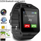 watch spring breakers mobile - New Black Bluetooth Smart Watch GSM for iPhone Samsung Lg Android Phone Mate Zte