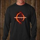 New A Perfect Circle Logo Rock Band Long Sleeve Black T-Shirt Size S-3XL