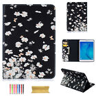 Leather Case Cover For Samsung Galaxy Tab A 7/9.7/10.1 SM-T280 T550 T580 Tablet