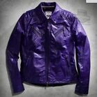 Harley-Davidson Starless Leather Jacket, Orient Blue 97089-16VW