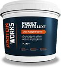 Peanut Butter 100% Natural from THE PROTEIN WORKS™ - 6 Flavours - 500g