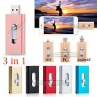 iFlash Drive i-Flash OTG Device USB Memory Stick For iPhone iPad For Andriod PC