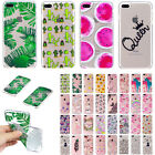 For iphone 6s 7 8/ Plus/X Case Ultra Slim Thin Clear Tpu Sil