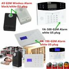 Wireless GSM Home Security Alarm System Monitor Motion Sensor Call DS