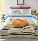 Geraldine the Guinea Pig, Duvet Cover Bed Set by Hashtag Bedding, Set include...