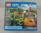 LEGO City Vehicle Volcano Starter Set 60120 Fire Ladder Truck 60107 60121 60163