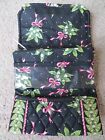 Vera Bradley Tri-fold Wallet Purse with removable strap! Crossbody Retired! NWT!
