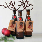10X Christmas Tree Decor Key Bottle Opener Santa Gift Tags Xmas Pendant Ornament
