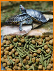 "ZOO MED AQUATIC TURTLE DIET MIX,""GROWTH"",Reptistick Sticks,Turtle Food"