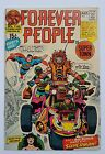 KEY ISSUE* 1971 THE FOREVER PEOPLE #1 1st DARKSEID FULL APPEARANCE - SUPERMAN