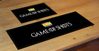 Personalised Game Of Shots Funny Bar Mat Ideal For Pub Club Bar