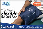 FlexiKold Gel Cold Pack - Select Your Size & Style - Professional Ice Pack