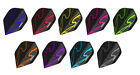 PENTATHLON TDP LUX BLACK SERIES DART FLIGHTS CHOICE OF COLOURS - 5 SETS PER PACK