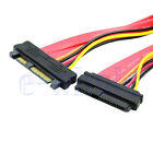 2/5/8 Pcs SAS Hard Disk Drive SFF-8482 29 Pin Male To Female Extension Cable WS