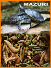 MAZURI AQUATIC TURTLE DIET,GOURMET MIX #3,Turtle Food,Floating Turtle Sticks