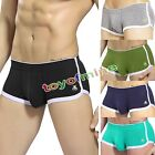 cool boxers - Sexy Mens Embroidery Underpants Cotton Boxer Brief Cool Men Briefs New