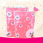 50pcs Plastic Shopping Carrier cartoon Merchandise hand Bags T-shirt clothes bag