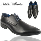 New Mens Charles Southwell Formal Office Work Official Shoes Brogue Size UK 7-12