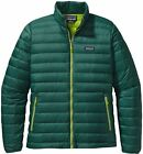 PATAGONIA Down Sweater Mens S/L Jacket/Coat Puffer Winter Arbor Green NO TAGS