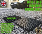 DRIVE GRIDS PLASTIC PARKING GRID +HEAVY DUTY MEMBRANE - ECO BASE GRAVEL GRIDS sm