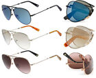 MCM Men's Foldable Aviator Sunglasses Made In Italy MCM101S
