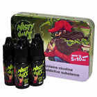 Nasty Juice E-Liquid Malaysian High VG 5x10ml Sub Ohm E Juice Fruity Cool Mint