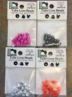 (20) TUBE FLY CONE HEADS. HARELINE DUBBIN. YOU PICK SIZE / COLOR. FLY TYING