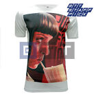 Classic Pulp Fiction Cult Movie Post Men's Standard Fitted T-shirt Medium Sample