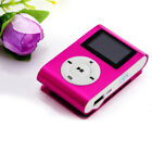 Mini Lettore MP3 Player Clip USB FM Radio LCD Screen Supporta 32GB Micro SD