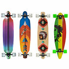 Longboard komplett Skateboard Long Board Surfboard Freeride & Cruising