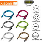 Braided USB Type-C USB-C Type C Charger Charging Cable for Xiaomi Mi 4S