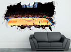 Madison Square Knicks New York Wall Decal Sticker Smashed Decor Vinyl OP187 on eBay