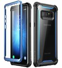 Samsung Galaxy Note 8 Case, i-Blason Ares Full Body Cover With Screen Protector