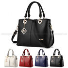 Fashion Leather Women Handbag Shoulder Bags Lady Tote Purse Hobo Bag Satchel image