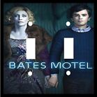 Bates Motel - Decorative Decoupage Light Switch Covers - Made to Order