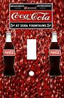 Drink Refreshing Coca~Cola - Decorative Decoupage Light Switch Covers $5.0  on eBay